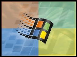 Logo, Windows 98, Kolory